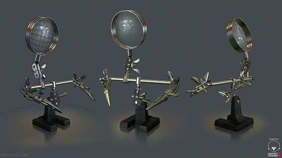LowPoly Magnifier